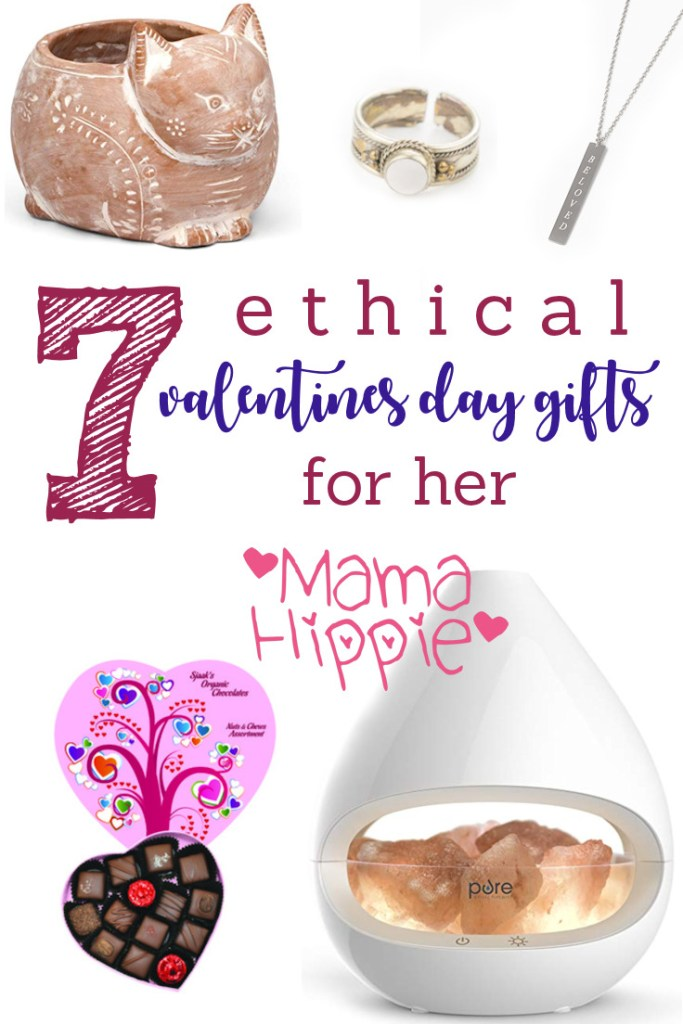 Find the perfect Valentines day gift for her with this shopping list of ethical gifts! #valentinesday #forher #ethical #fairtrade