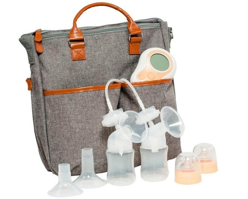 Enter to win TWO Motif Breast Pumps