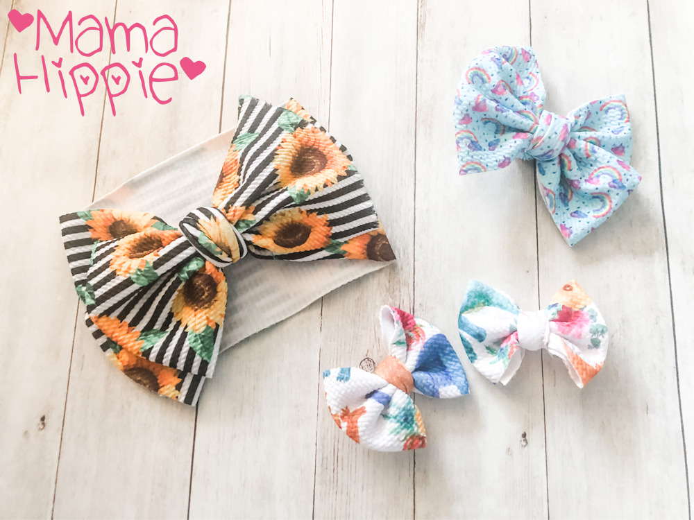 Big Bow Giveaway (2/16-2/28; USA Only)