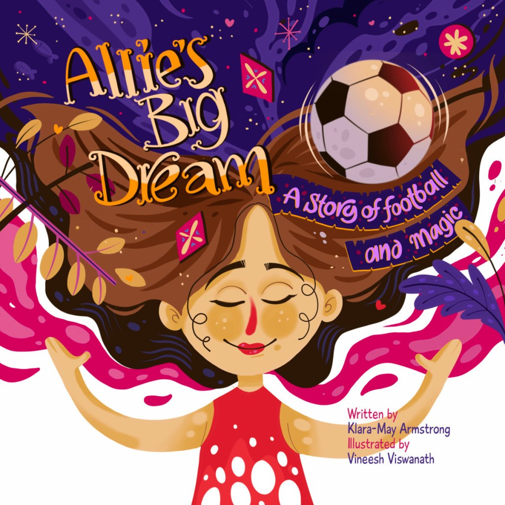 New Book Alert: Allie's Big Dream