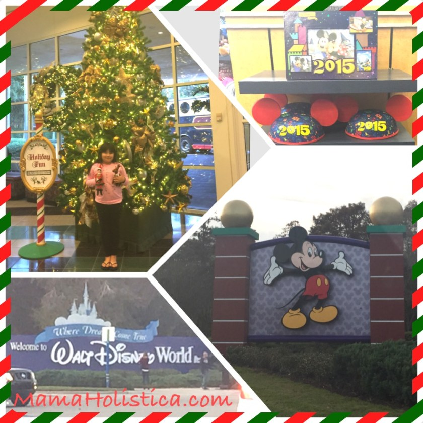 Intenciones ~ Miércoles Mudo/Wordless Wednesday: Happy Holidays in Disney #MM