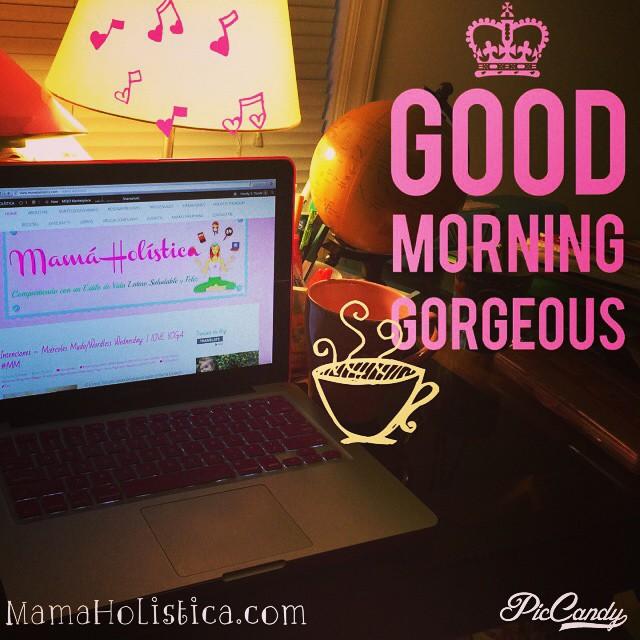 Miércoles Mudo/Wordless Wednesday: Good Morning! #MM