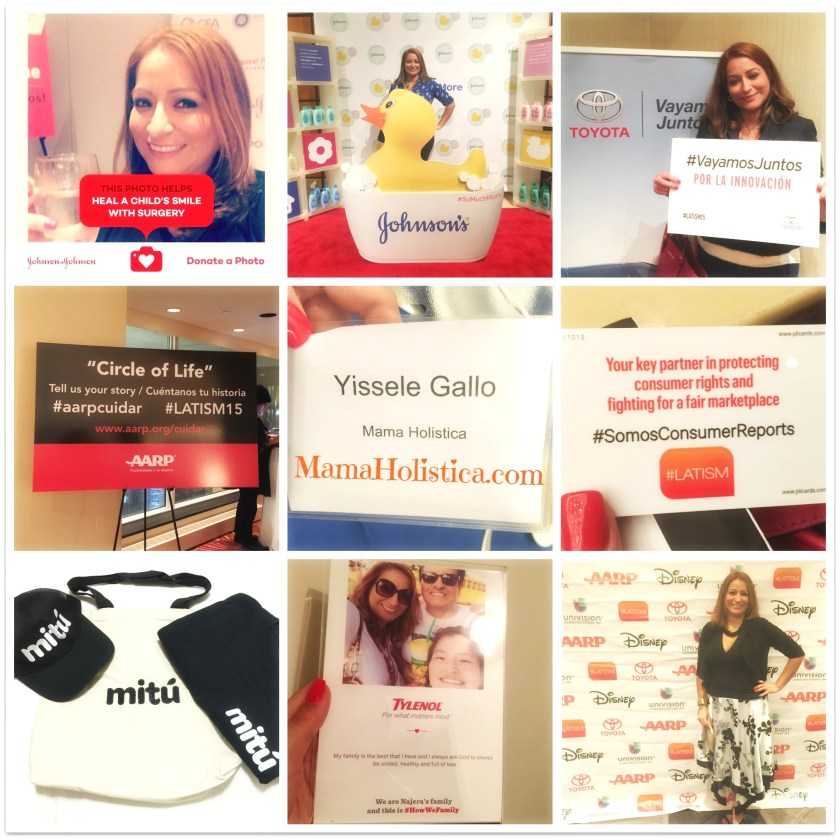 Miércoles Mudo/Wordless Wednesday: Muchas Gracias #LATISM15 y a sus Excelentes Sponsors #MM