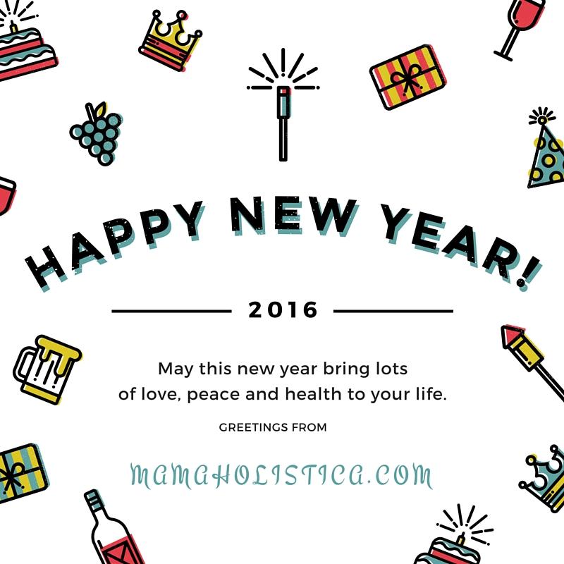 Mis Resoluciones para Año Nuevo #mamaholistica