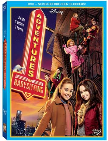 """La Película """"ADVENTURES IN BABYSITTING"""" ya en DVD este 28 de Junio"""