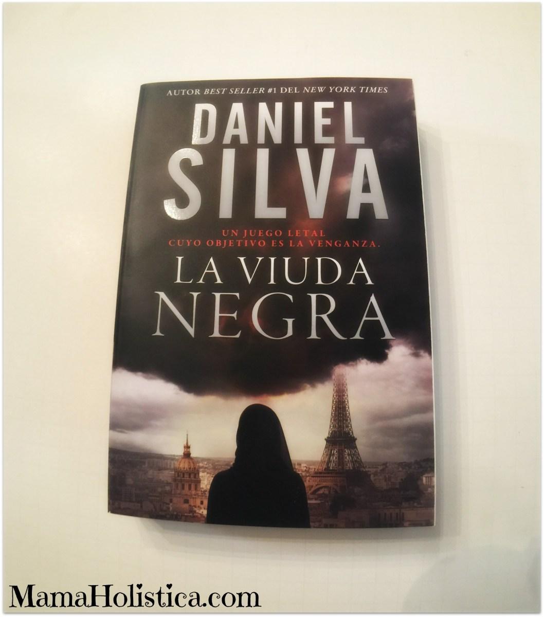 "Novela ""La Viuda Negra"" de Daniel Silva. Sorteo."