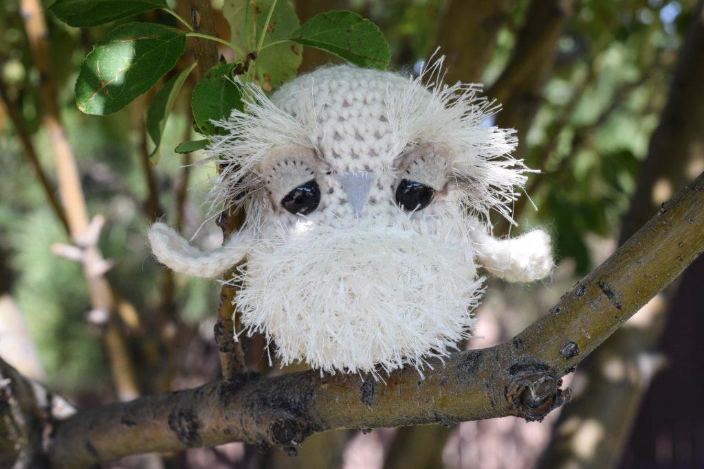 Crochet Owl Toy Pattern 2