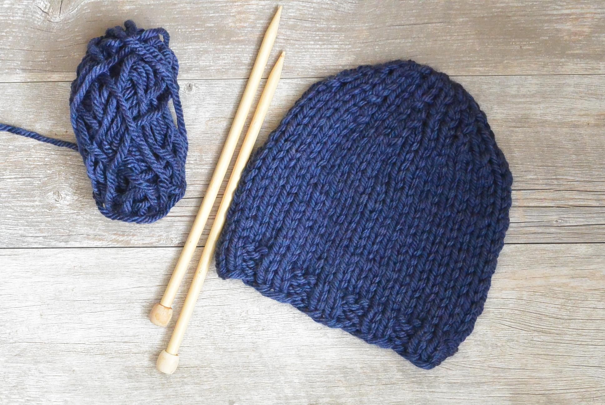 Bulky Wool Knit Hat Knit Beanie Foldover Brim Hat Women Slouchy Hat Alpaca Wool Beanie Skiing Hat Chunky Knit Men Winter Hat