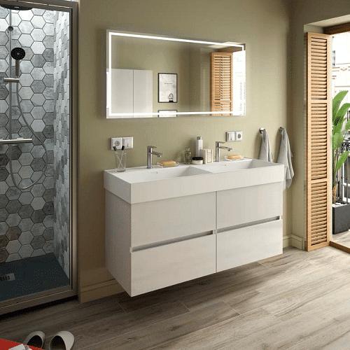 salgar fussion line meuble salle de bain