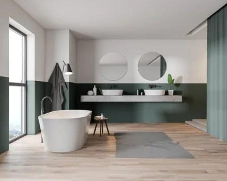 espace aubade sanitaire carrelage