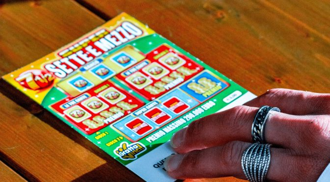 Lottery Spells to Win Heaps of Cash