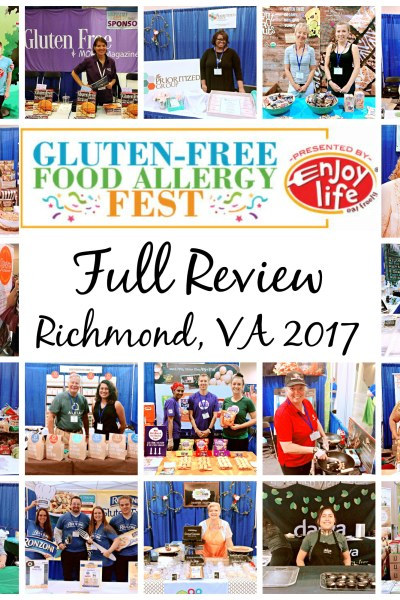 Gluten-Free Food Allergy Fest 2017
