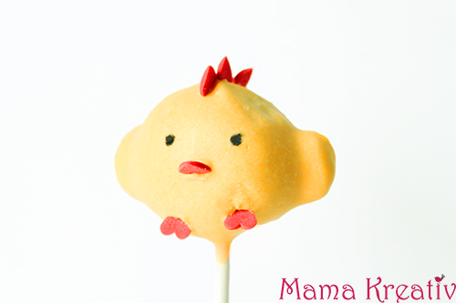 Cake Pops zu Ostern backen: Küken