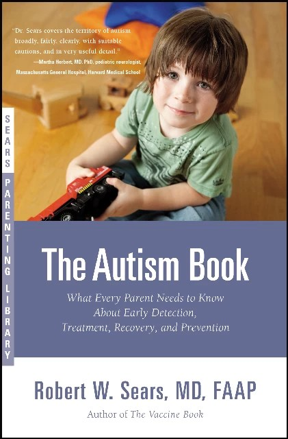 Sorteo – The Autism Book – Giveaway