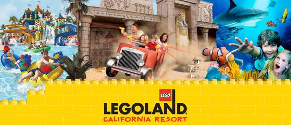 Temporada Navideña en Legoland / Holiday Season at Legoland