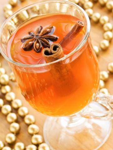 Honey and Grapefruit Ponche