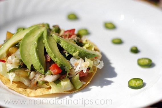 Mexican Tuna Salad