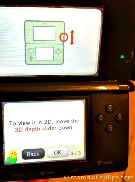 Taking Photos and Video with your Nintendo 3DS