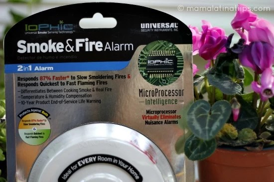 National Fire Prevention Week and IoPhic® Smoke Alarms Giveaway