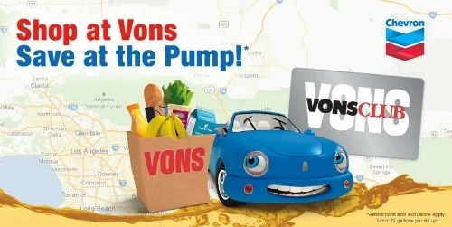 Save on Gas while Buying the Things You Need Anyway and $50 GC Giveaway