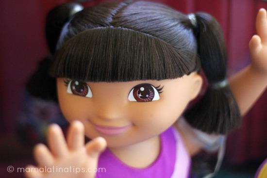 Gimnasta Dora la Exploradora