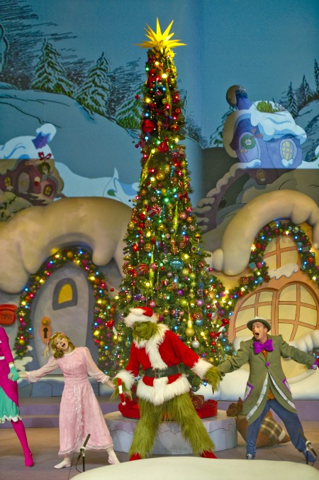 Grinch in Universal Orlando Resort