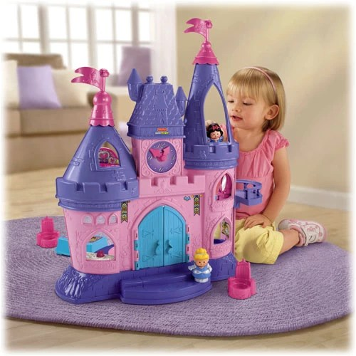 Little People Palacio de Princesas de Disney – Sorteo #WatchItToWinIt