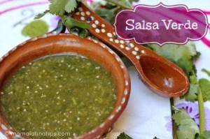 salsa verde - mamalatinatips.com