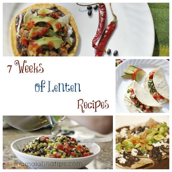 Recipes Lent