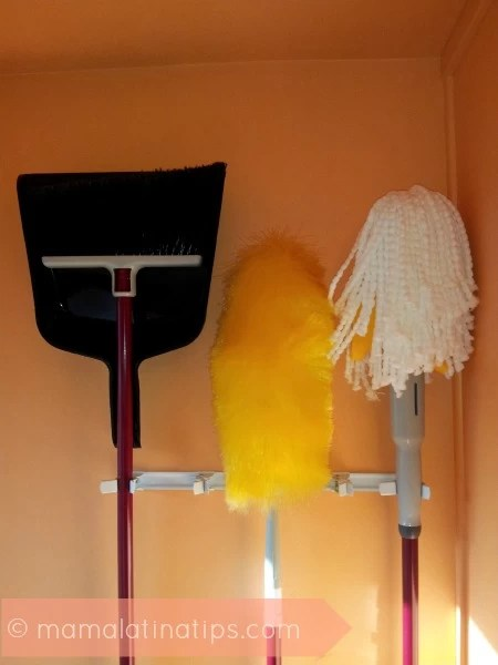 Spring Cleaning And Organizing A Laundry Room Makeover
