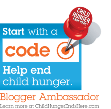 Child Hunger Ends Here Twitter Party #ChildHunger