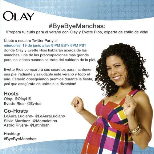 Evette Rios Olay Mama Latina Tips