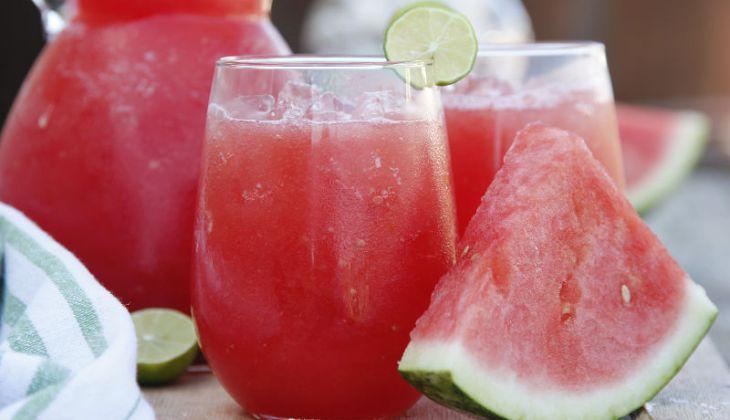 Mexican Watermelon Cooler Recipe