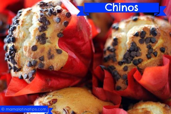 Pan Mexicano Chinos