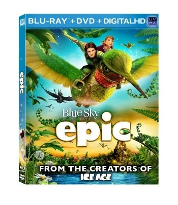 Epic on DVD Giveaway