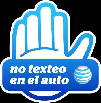No texteo en el auto