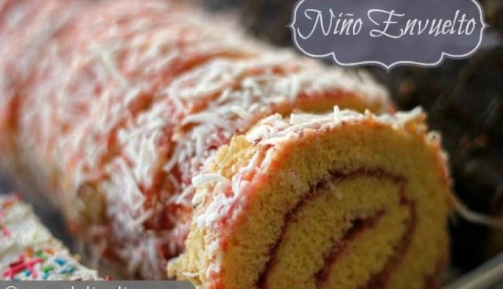 Mexican Jelly Roll Recipe [Niño Envuelto]