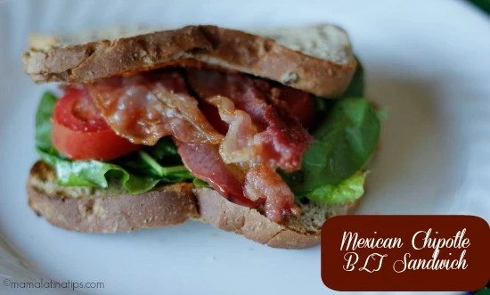 Mexican Chipotle BLT