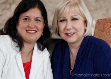 Platicando de Mamá a Mamá con Cristina Saralegui