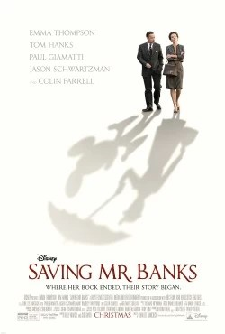 Disney Saving Mr. Banks Poster