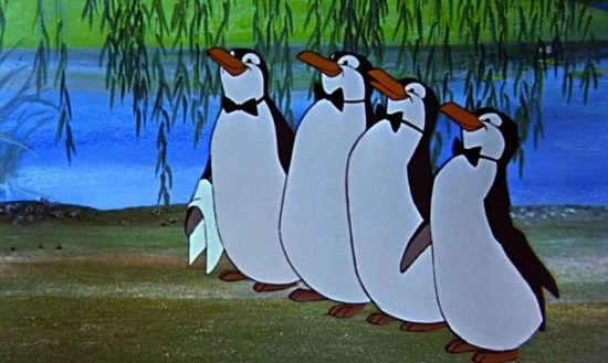 Mary Poppins Penguins