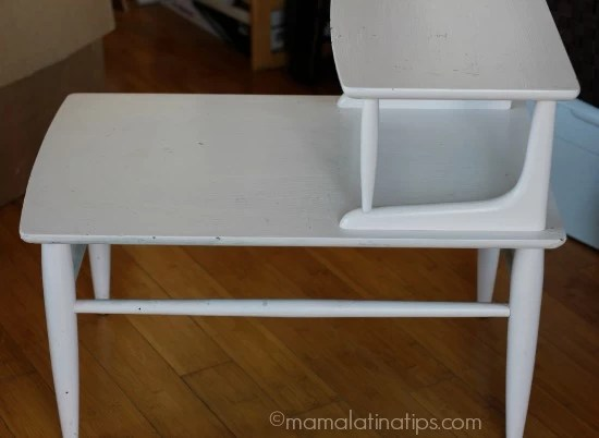 white table - mamalatinatips.com