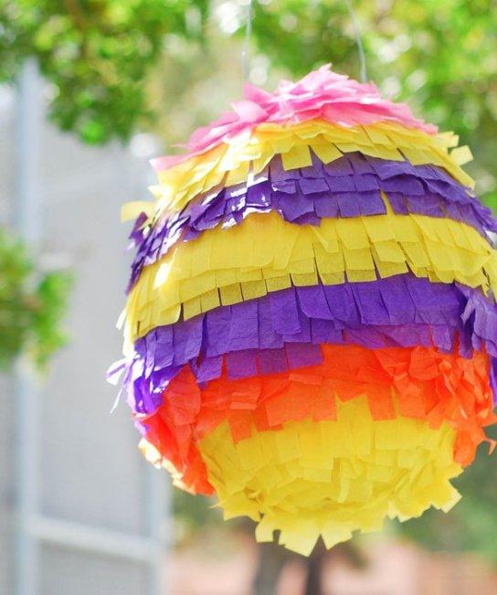 Piñata de Huevo de Pascua
