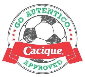 Cacique logo soccer