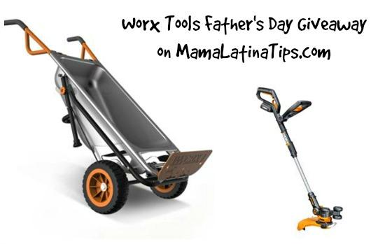 Worx tools giveaway