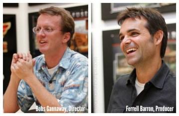 Entrevista con Bobs Gannaway y Ferrell Barron de Planes #FireandRescue
