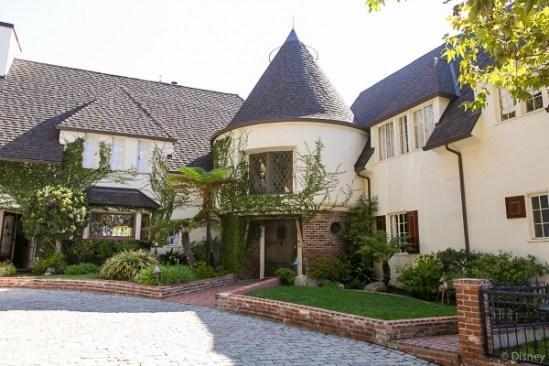 Walt Disney Residence - Los Felíz LA