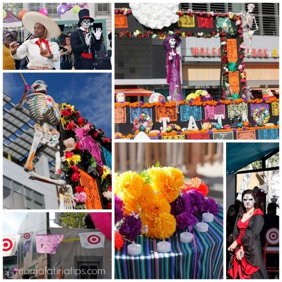 Day of the Dead activities