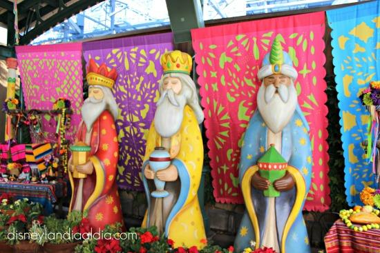 Día de Reyes en Disney California Adventure