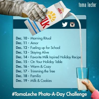 Toma Leche Photo a Day